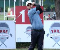 Shubhankar, Kaushal set pace in round one of TAKE Open