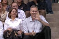 Mike D'Antoni's Wife Rescued By...