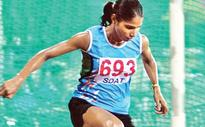 Sudha sizzles to book worlds berth
