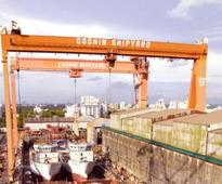 Cochin Shipyard, SHI Seal Ties to Bid for GAIL's LNG Ships