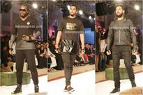 Yuvraj Singh debuts his fashion collection YouWeCan that's sporty and edgy
