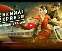 Watch Trailer: SRK's Chennai Express released in Rohit Shetty Ishtyle
