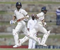 India vs West Indies, 1st Test, Day 2 as it happened: ...