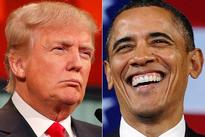 Donald Trump turns President Obama's mockery into an actual talking point about dealing with Putin: I had a major event in Russia … Miss Universe contest