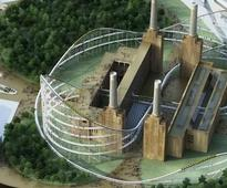 Who wants to ride the Battersea Power Station Rollercoaster?