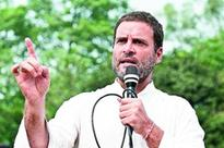 Grand farmers' finale for Rahul yatra