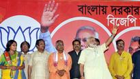 West Bengal Elections 2016: BJP played spoilsport for Cong- Left alliance in more than 70 seats