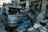 Syria regime forces cut rebel supply route in Aleppo: source
