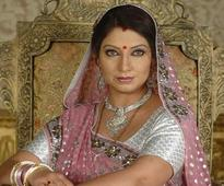 Jaipur actress Zahida shoots for her next show in