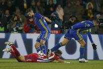 Carrasco strike lifts Atletico to win over dogged Rostov