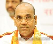 Union minister Anant Geete clarifies Shiv Sena stance on demonetisation