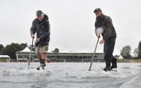 2nd Test: Third day's play abandoned due to rain in New Zealand