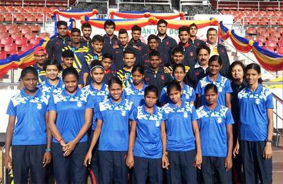 Indian athletes shine with 17 medals, finish 3rd at Asian Junior C'ships