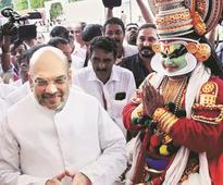 Amit Shah to join Kerala 'Janaraksha Yatra' today as BJP campaign concludes