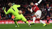 WATCH   Premier League wrap: Arsenal thrash Huddersfield; Chelsea edge Swansea
