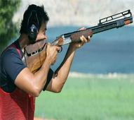 ISSF Shotgun World Cup: Mansher Singh jointly holds top spot in trap
