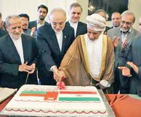 40 years of Oman-Iran relations celebrated