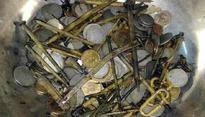 Madhya Pradesh: 263 coins, shaving Blades, needles found in man's stomach