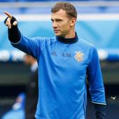 Shevchenko named Ukraine coach