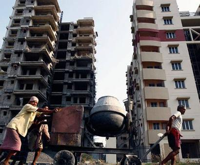 Realty prices rose only 3.3% in Mumbai, suburbs in 2015