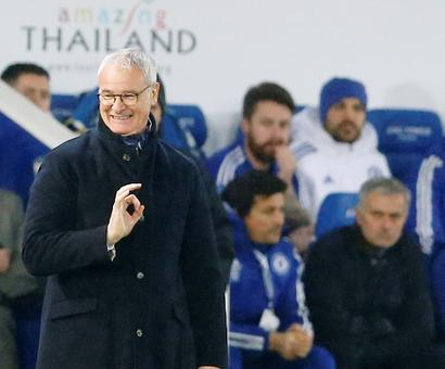 Ranieri set to be richer by 5 million pound if Leicester win title