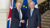 France, UK: No Stability in Syria as Long as Civilians are Killed