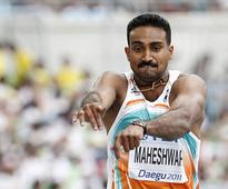 Road to Rio: Renjith Maheshwary, India's triple jumper, tries his luck for a third time at Olympics