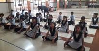 Kaivalyadhama Yoga Institute organizes Yoga classes for students of BMC schools