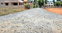 Delayed road work irks residents