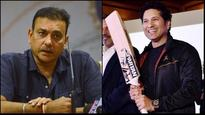 New Team India coach Ravi Shastri batting for Sachin Tendulkar as consultant?