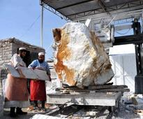 Official neglect: Marble business in Mohmand takes a hit