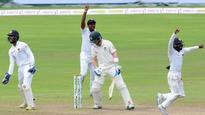 Watch: Nevill, O'Keefe involved in 30-over blockathon but Herath powers Lankans to massive win