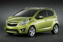 Chevrolet Spark - WILL THE SPARK FLY?