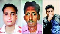 Dera men who set two rail coaches afire held
