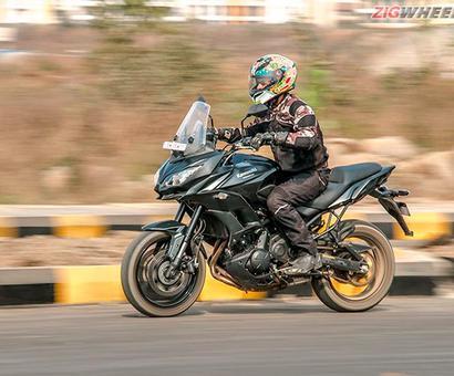 Kawasaki Versys 650: Review