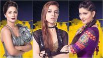 Bigg Boss 11 nominations REVEALED: Hina Khan, Sapna Choudhary and Benafsha get nominated!