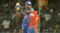 When Kieron Pollard Almost Took Dwayne Bravos Head Off With A Bat During Their IPL 9 Match