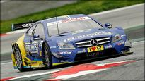DTM: Gary Paffett set the fastest time on Wednesday