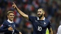Real Madrid star Benzema slams France team-mate Valbuena over sex-tape saga