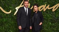 These posts from David and Victoria Beckham in China are TOO cute