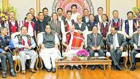Ongoing dialogue between NSCN IM and GoI Naga leaders optimistic of solution