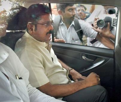 EC bribery case: TTV Dinakaran sent to 15-days judicial custody