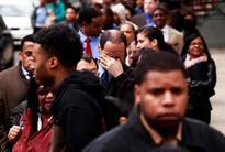 U.S. job growth slows sharply, unemployment rate falls to 4.5 percent