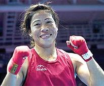 Mary Kom, Pwilao, Lovlina strike gold in India Open