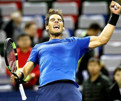 Spaniards Nadal, Muguruza named ITF world champions