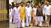 Karnataka BJP to Governor: Ask CM to speed up relief work