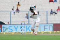 Gutsy Pujara defies rampaging Sri Lanka in Kolkata test