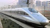 India's first bullet train between Mumbai-Ahmedabad to run by 2023, says Suresh Prabhu
