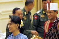 Suu Kyi Vows to Amend Junta-Era Constitution