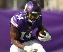 Stefon Diggs questionable for Thursday night, Joe Berger out